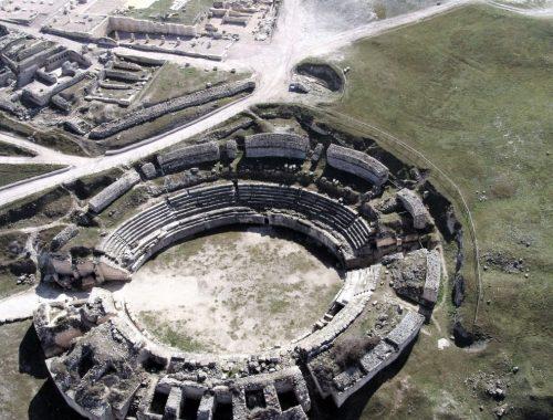 Anfiteatro Segóbriga 3