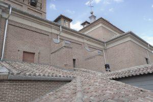 Iglesia Santos Niños Justo y Pastor - Madrid 2