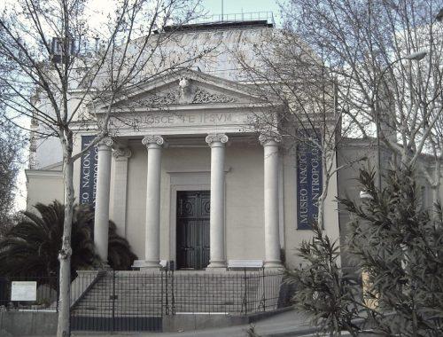 Museo Nacional de Antropología (España) 01