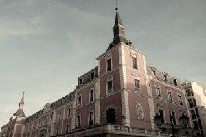 Salón de Reinos. Museo del Prado